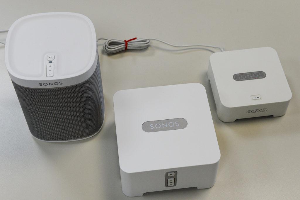 Sonos Registrierungszwang