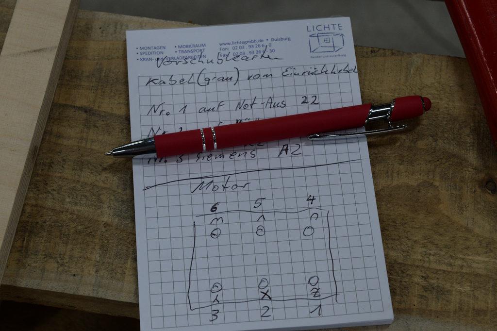 Dahlandermotor Anschlussbelegung Skizze